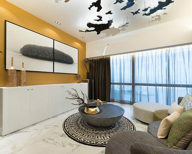 幼兒園工裝設計案例