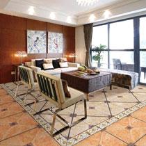 [陶艺家]陶艺家瓷砖 仿古砖地砖 单片价格 600*600 客厅瓷砖地板砖餐厅哑面地砖阳台6605